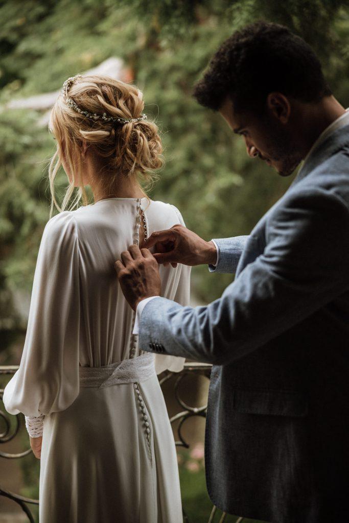coco de riquer_novia romántica