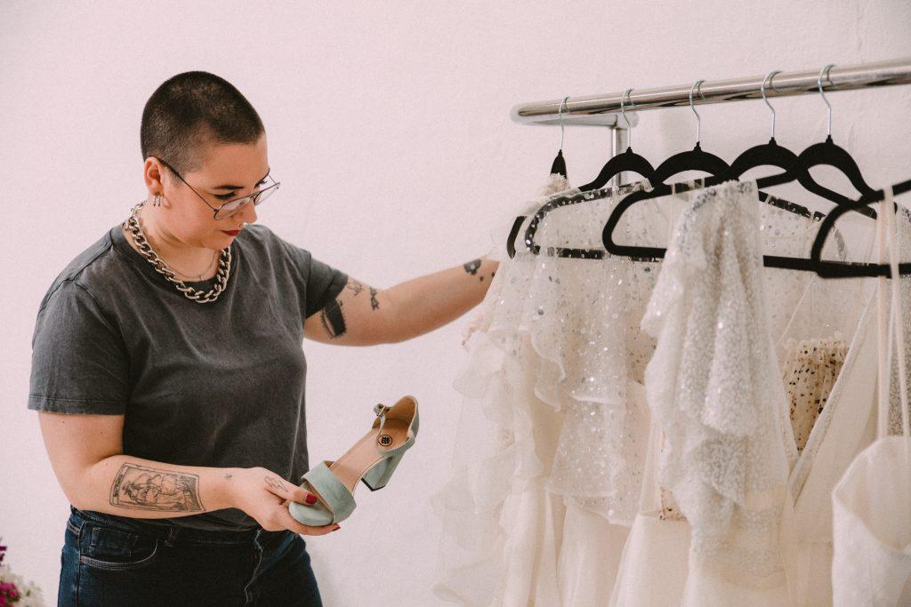 coco de riquer_masterclass estilismo novias_bridal stylist